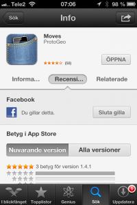 AppMoves